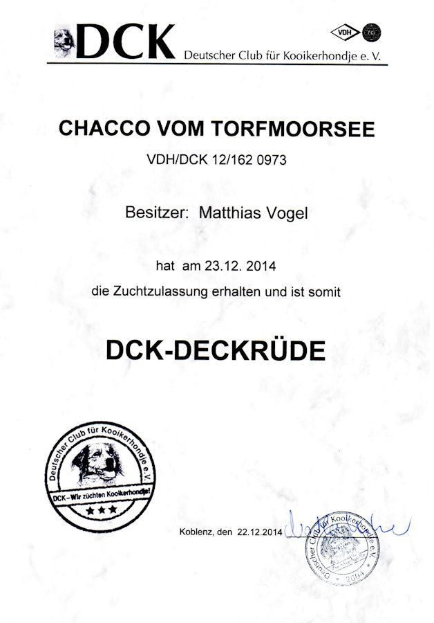 DCK_Deckrüde - klein